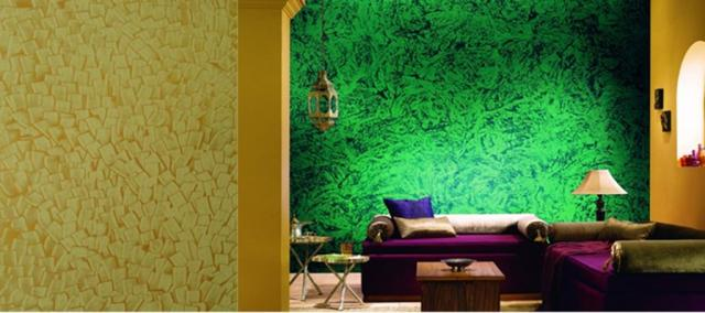 Texture Paint And Art Work In Indore Wall Texture